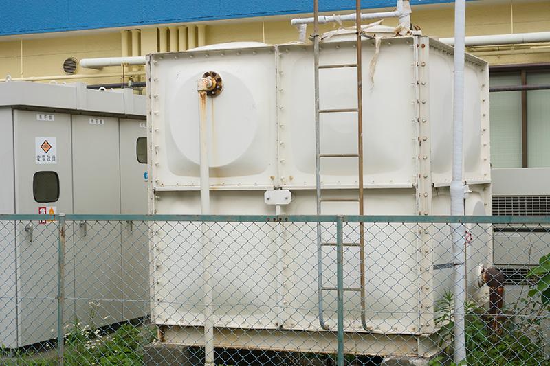 受水槽清掃事業イメージ