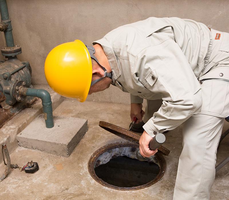 水道設備工事イメージ
